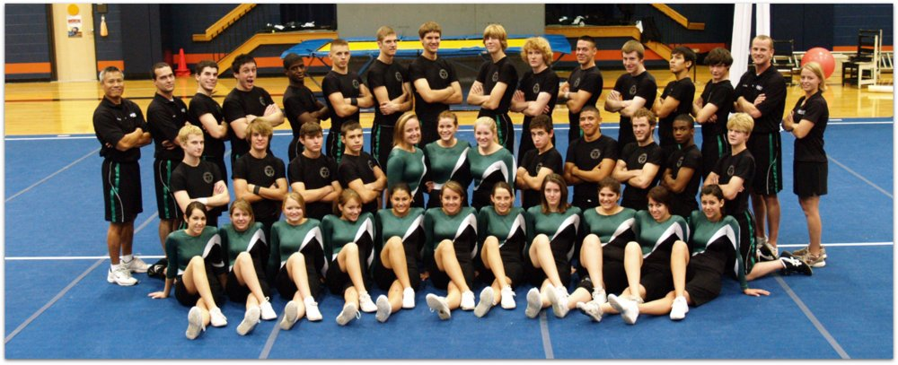 08-09 Gymnix team