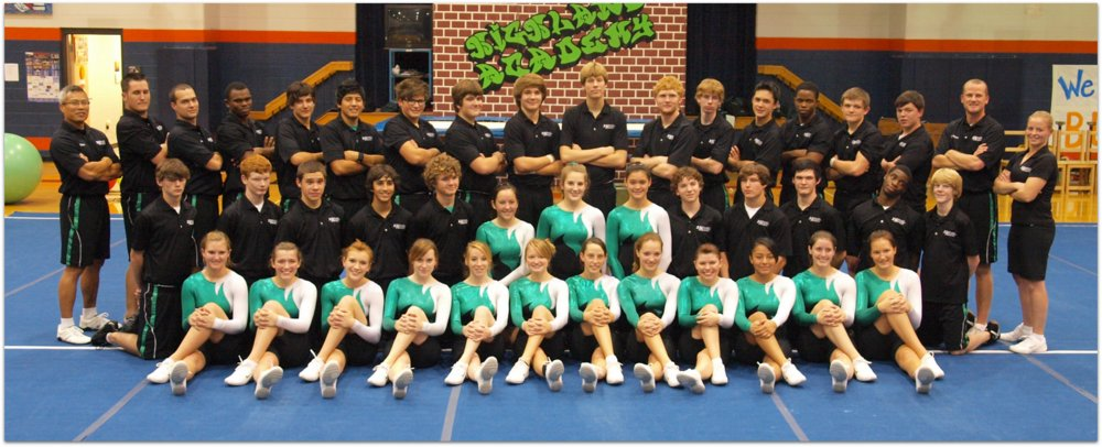 10-11 Gymnix team