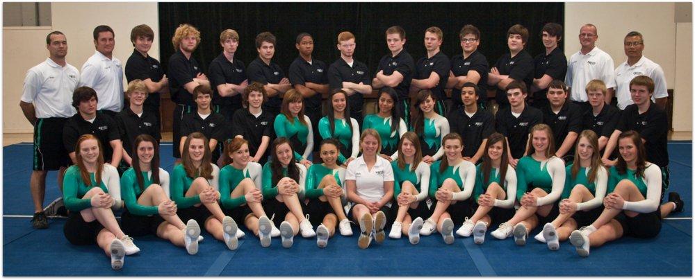 11-12 Gymnix team
