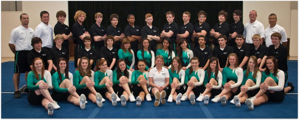 11-12 Gymnix team