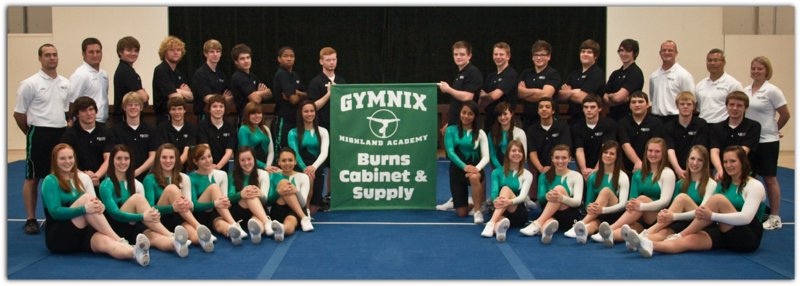 Gymnix sponsorship example