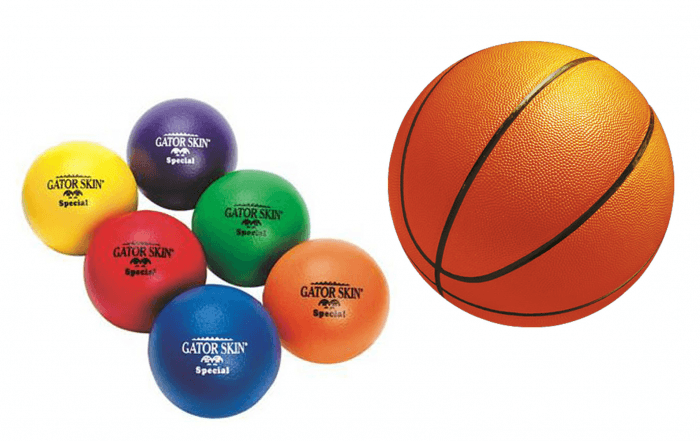 Dodgeball & Basketball