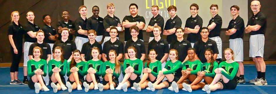 Gymnix Team Website 2016-17